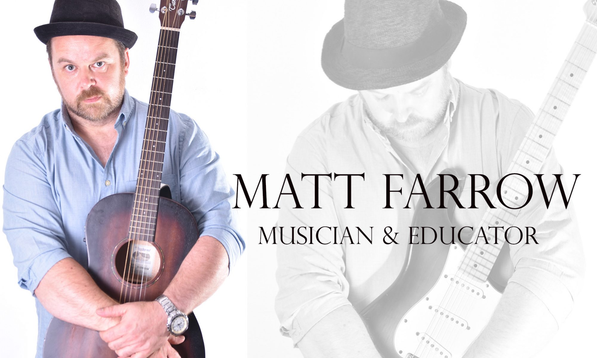 Matt Farrow Guitar Teacher Hemel Hempstead